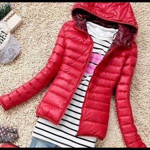 Cute Puffer Jacket! Size Small